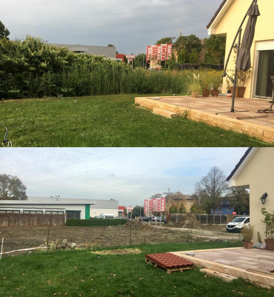 Garten Projekt H A U S